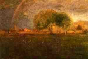 George Inness - Montclair