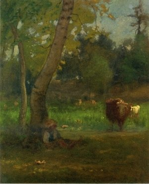 George Inness - Near Montclair