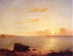 George Inness - Phantom Sea