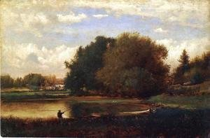George Inness - Landscape I