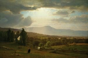 George Inness - Catskill Mountains