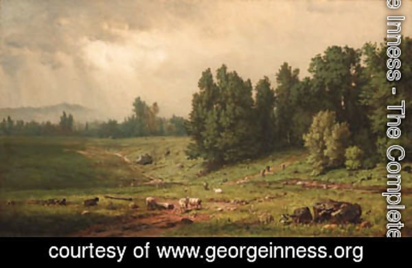 George Inness - Untitled 2
