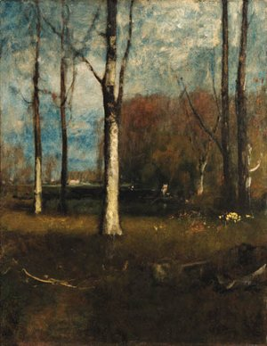 George Inness - Untitled 3