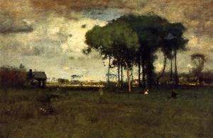 George Inness - Georgia Pines   Afternoon