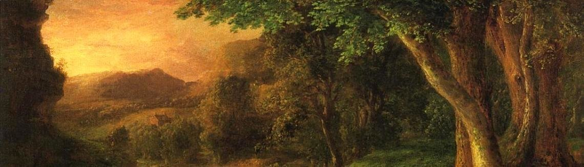 George Inness - In The Berkshires