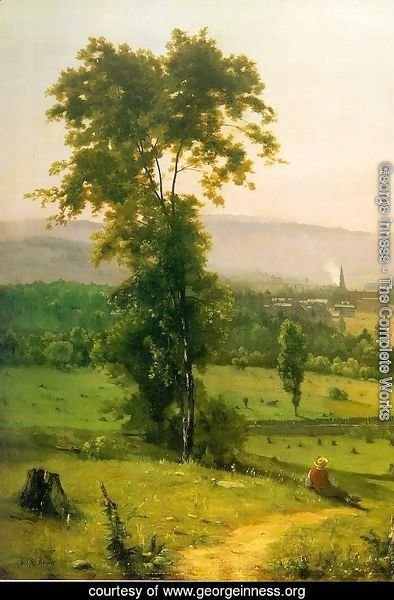 The Lackawanna Valley (detail) 1855